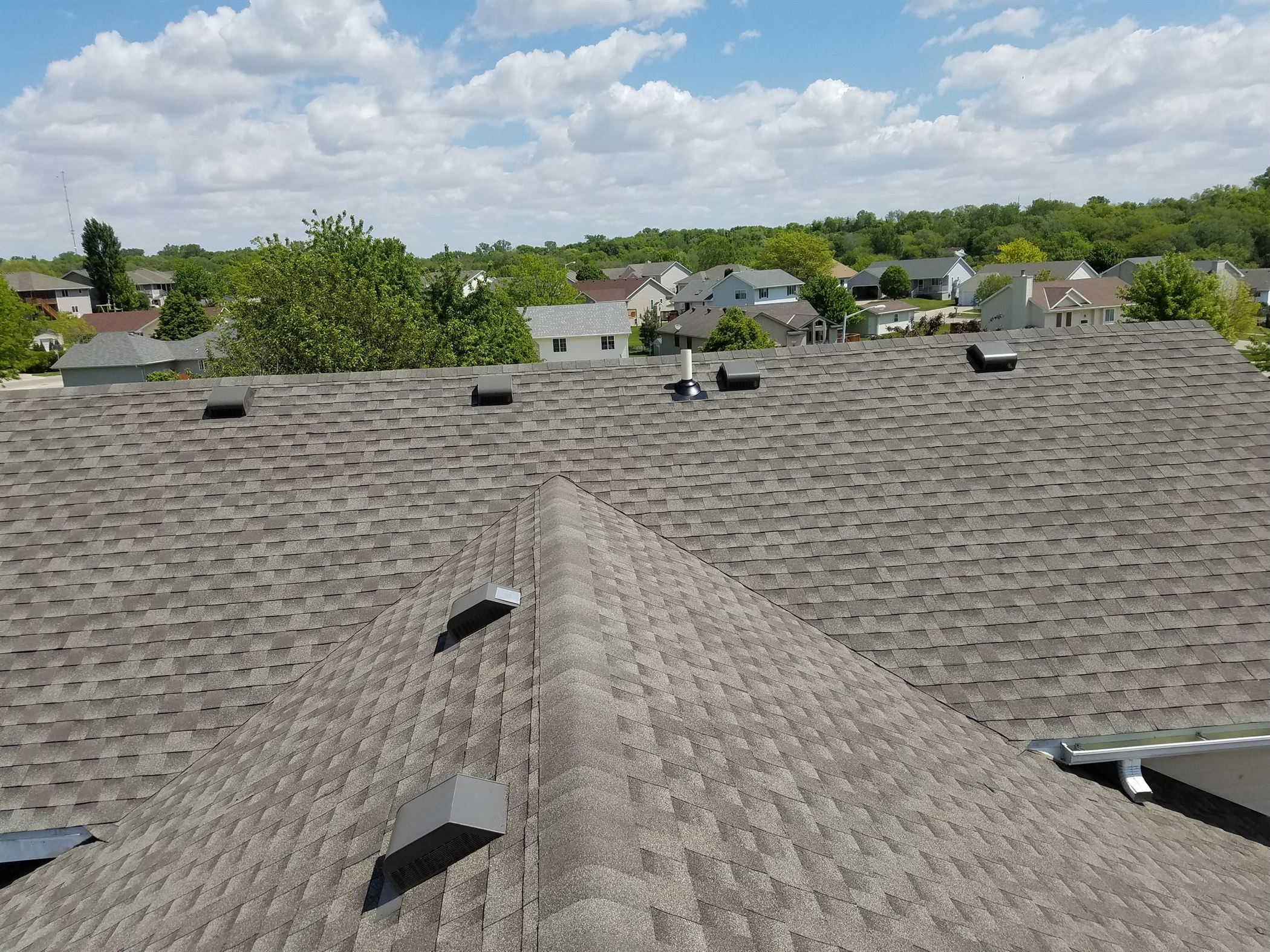 casey roofing sioux city roof inspection